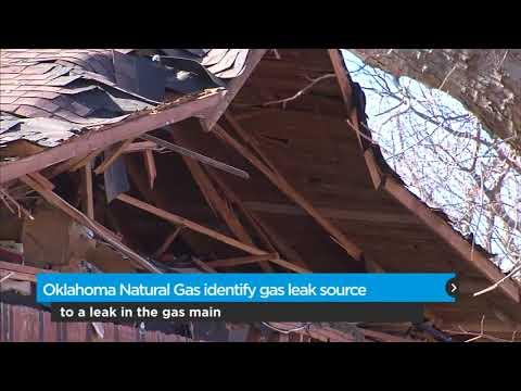 Oklahoma Natural Gas identify gas leak source (2016-01-06)