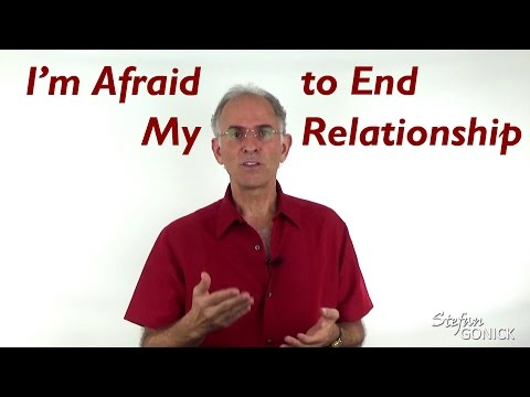 I'm Afraid to End My Relationship...What If There's No One For Me? - EFT Love Talk Q&A Show