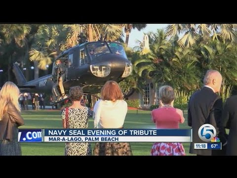 Navy SEAL evening tribute