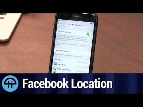 Facebook and Your Privacy - Location History