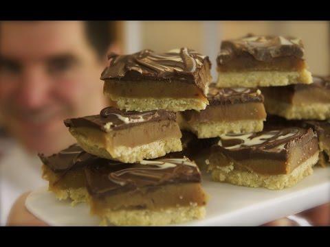 Millionaire Shortbread: the BEST caramel & chocolate treat ever!