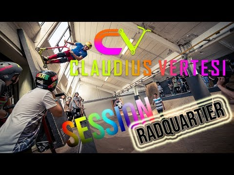 WHAT JUST HAPPEND? Claudius Vertesi RadQuartier Session !