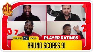 MASON GREENWOOD SCORES 10! Manchester United 5-2 Bournemouth Player Ratings