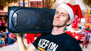 This Bluetooth Speaker is HUGE - Amazon Holiday Gift Guide #1