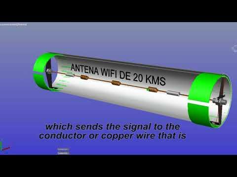 Powerful Antenna WiFi | Awesome Internet Free | 2017