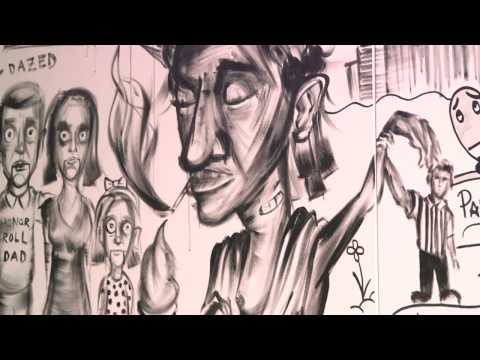 Art for Amnesty: Secret Walls