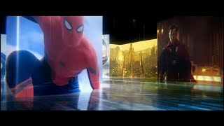 Spider Man Homecoming intro official Blu-Ray HD