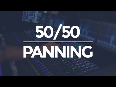 50/50 Panning: How to Make Your Mixes Wide AND Balanced | musicianonamission.com - Mix School #1