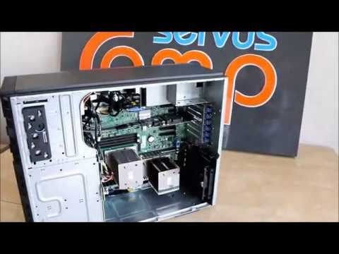 Serwer Dell PowerEdge T430 Tower Servus Comp