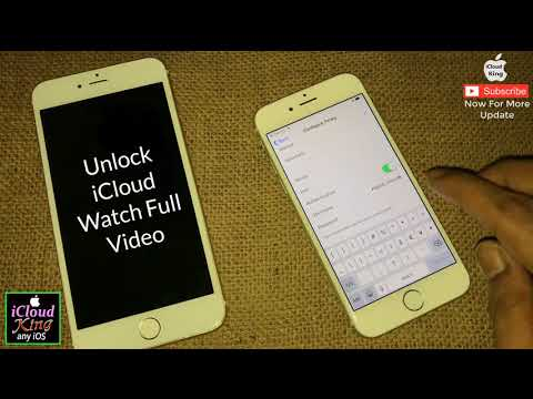 ✅iCloud Locked iPhone How To Remove or delete iCloud Activation Lock all iOS✔️