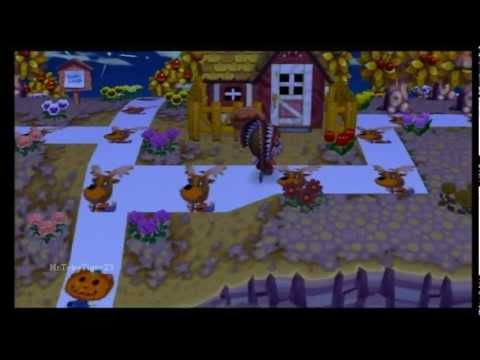 Animal Crossing: City Folk - Catching the Bee