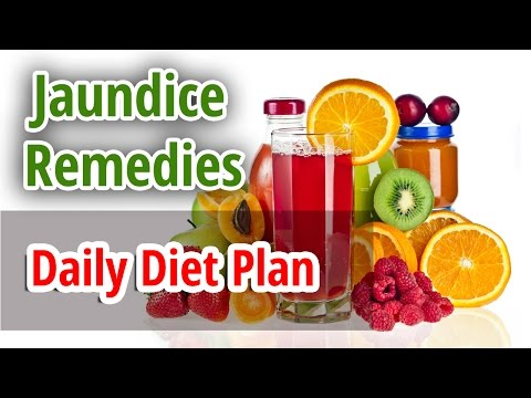 Natural Jaundice Diet Remedies