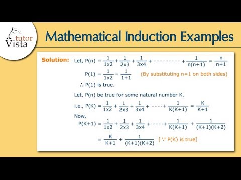 Mathematical Induction Examples