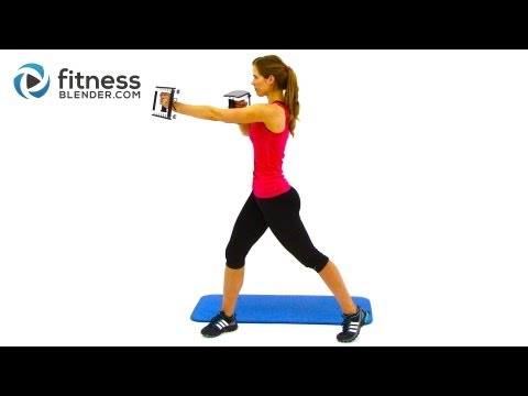 Abs and Obliques Workout - Exercises for a Smaller Waist
