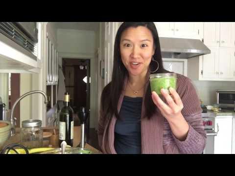 How to Make Cilantro Pesto