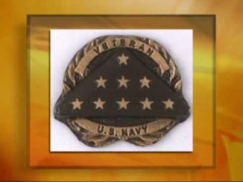 Department of VA Medallions for markers or headstones to signify Veteran Status