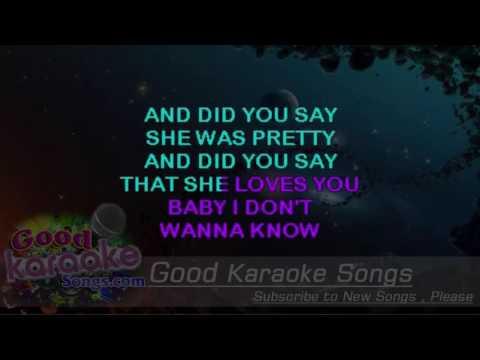 Silver Springs -  Fleetwood Mac (Lyrics Karaoke) [ goodkaraokesongs.com ]