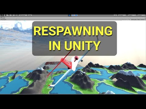 How to respawn objects in Unity (Tutorial)
