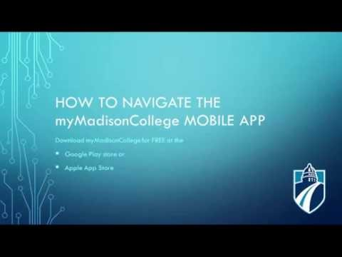 How to Use the Mobile App