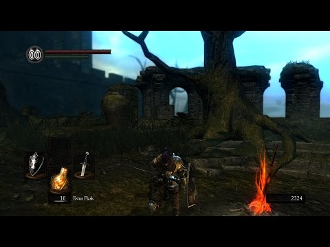 Cheesy Play's - Dark Souls Part 1