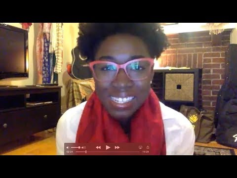 Interview with Joy Buolamwini, Founder of Algorithmic Justice League