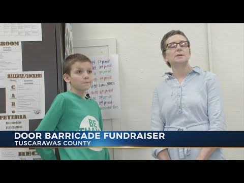 Ohio student raising money for school safety devices