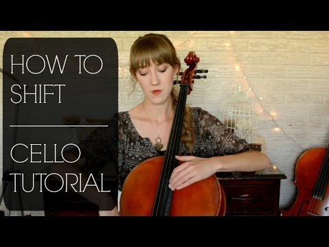 How to Shift on the Cello | How To Music | Sarah Joy