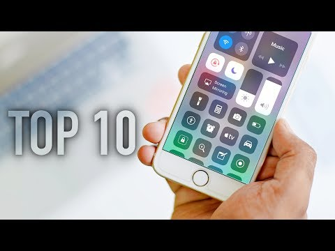 iOS 11: Top 10 Features!