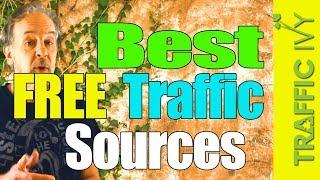 Best Free Traffic Sources  - Traffic Ivy