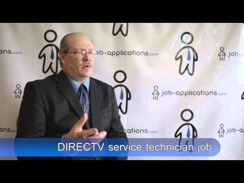 DIRECTV interview - Service Technician