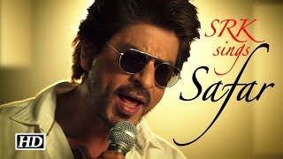 Soulful Safar Song Out Srk Turns Singer Jab Harry Met Sejal