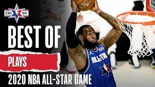 Best Plays From 2020 NBA All-Star Game!