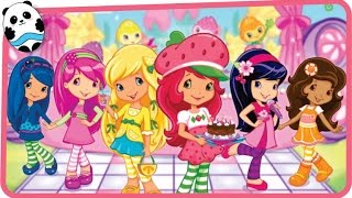 Strawberry Shortcake Berryfest Party (Budge Studios) Part 1 - Best App For Kids