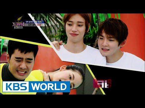 Let's Go! Dream Team II | 출발드림팀 II : Korea-Thailand Dream Team, part 1  [2015.11.19]