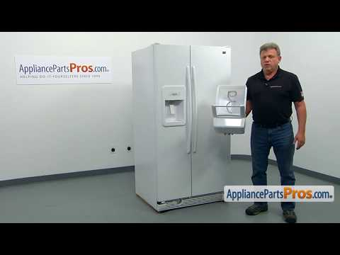 Refrigerator Ice Container Assembly (Part #WPW10558423) - How To Replace