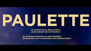 PAULETTE (NDE) - Oldenburgisches Staatstheater