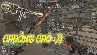 Bình Luận CF : 3Z - Chaos Dragon UGS Săn Zombie V4