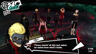DDay Plays Persona 5 -EP63- A Fusion of Despair and the Awakening of a New Hope