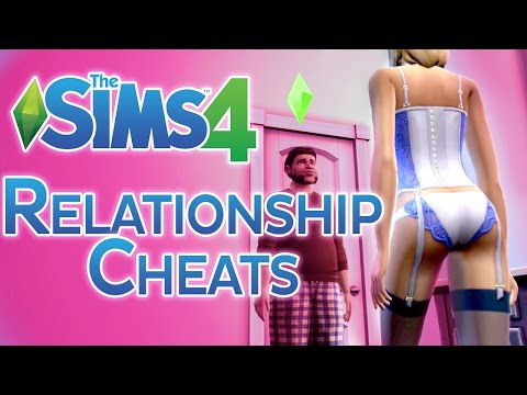 The Sims 4 Relationship Cheats Friendship and Romance