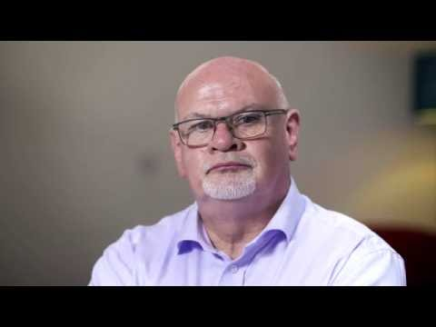 Tony Moloney - Take the first step campaign