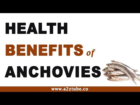 Health Benefits of Anchovies