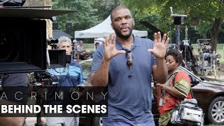 """Tyler Perry's Acrimony (2018 Movie) Official TV Spot – """"Behind the Scenes"""""""