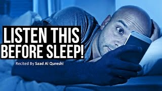 Dua to Get Good & Deep Sleep ᴴᴰ   Listen To This Before You Sleep ♥
