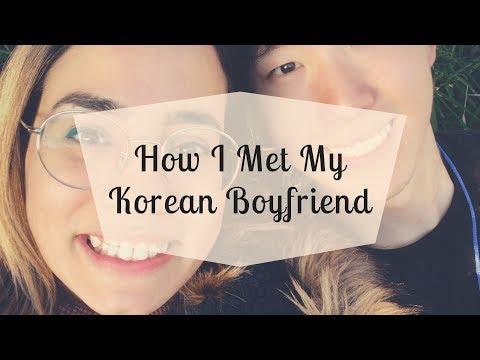How I Met My Korean Boyfriend | First Date | Puerto Rican in Korea