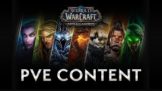 PvE Content in World of Warcraft - New & Returning Player Guides by Bellular