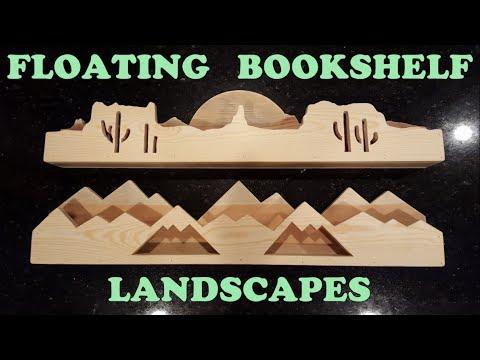 Floating Bookshelves For Kids - Floating Wall shelves Ideas