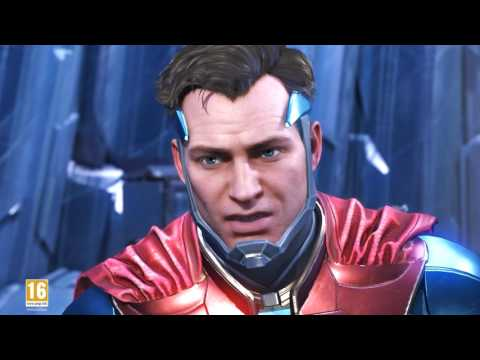 Injstice 2 - Supergirl full trailer