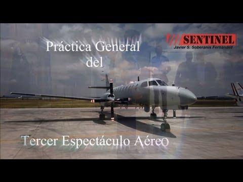 Practica General del Espectáculo Aéreo 2013