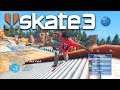 Skate 3 - 4 OF THE BEST PLAYERS IN THE SKATE 3 COMMUNITY