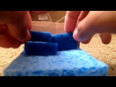 How to make a Lps bed/pillows/and blankets